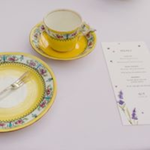 Wedding catering and china hire